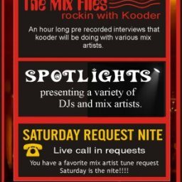 Saturday Night Rocks Radio Show