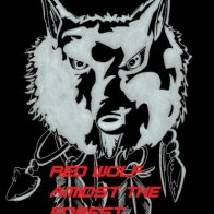 Join Bamil's Red Wolf Amidst The Forest Publishing