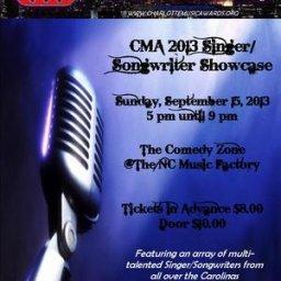 2013 CMA Singer Songwriter Showcase