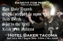 Benefit for PITW (punx in the woods)