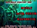 The Brass Kraken Presents