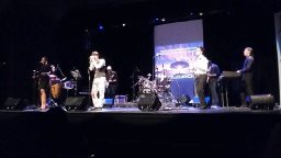 Coldjack Live at the Lakefield Jazz Festival