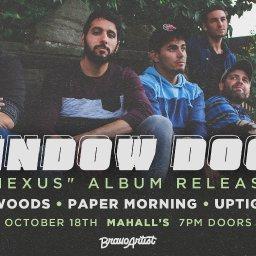 """Window Dogs """"Nexus"""" Album Release Show"""