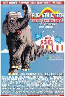 Elephant Talk Indie Music Festival - August 7th @ 12:00pm