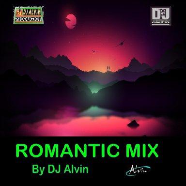 DJ Alvin - Romantic Mix