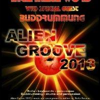 Buddrumming-IncarnateWord-AlienGroove2013