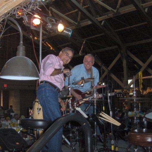 Steve & Raoul at BJB