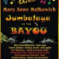 Born on the Bayou - Mary Anne Malkewich