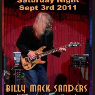Buddrumming Mixposure ad - Billy Mack Sanders