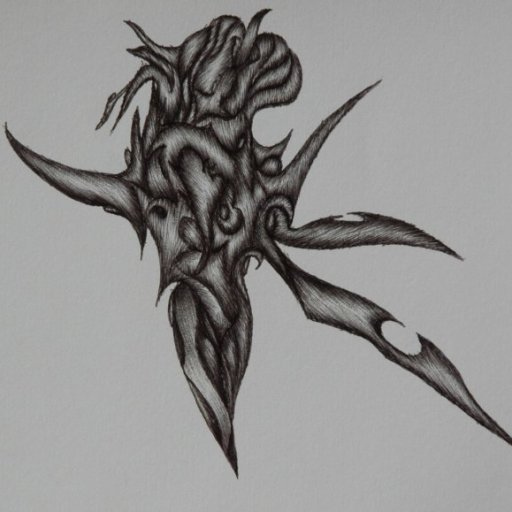 KNOTTED BLADES