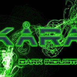 Kåra logo green industrial album copy.jpg