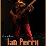 I know I am - Ian Perry ad