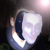 evil me no face 2