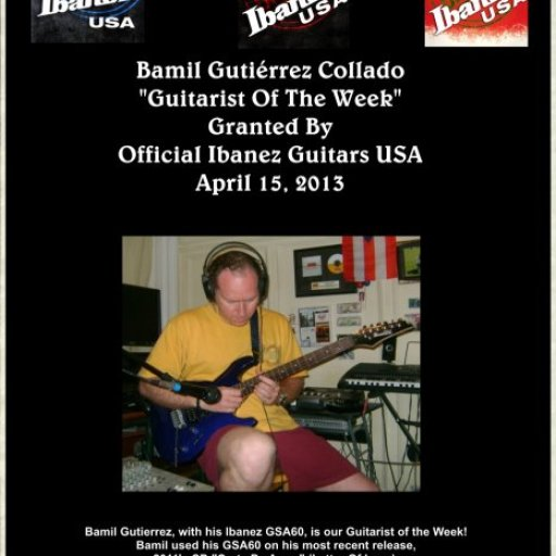 Guitarist Of The Week Ibanez USA