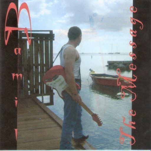The Message Album Cover (2010)