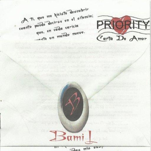 Carta De Amor Album Cover  (2011)