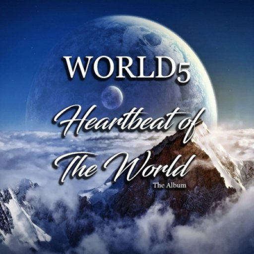Cover Album Heartbeat Of The World 400