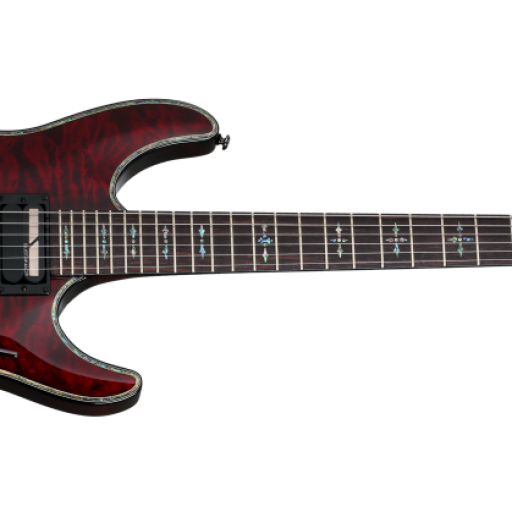 Schecter Black Cherry