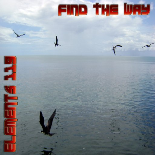 Find The Way Single Cover (2017)