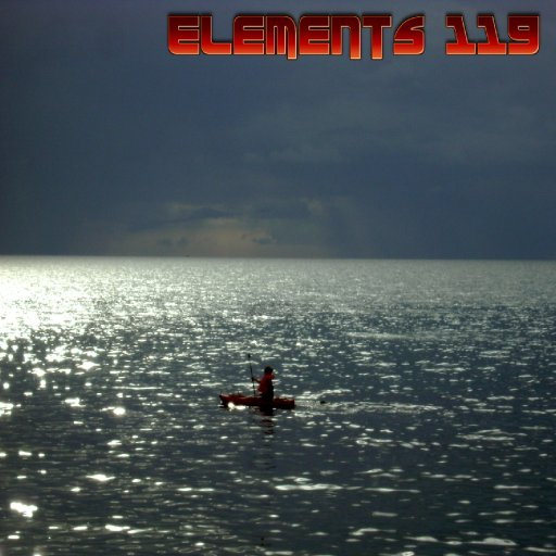ELEMENTS 119 Album Cover  (2018)