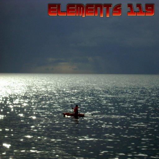 ELEMENTS 119 Album Cover  (2018)