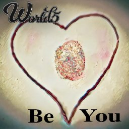 Cover Be You by WORLD5.jpg