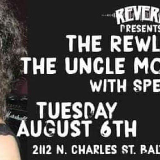 The ReWlettes REVERB Baltimore USA