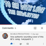 The ReWlettes get reviewed by DICARLO PRODUCTIONS