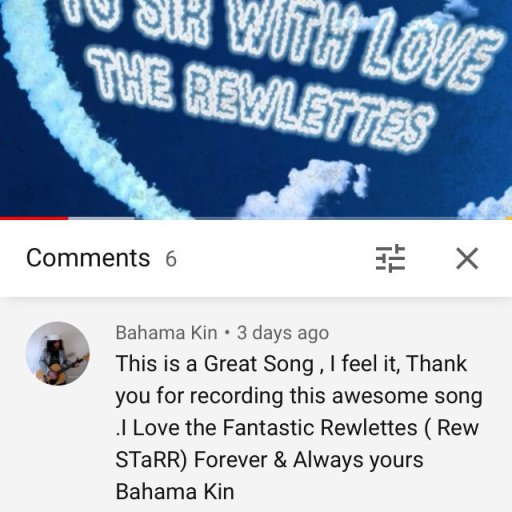 The ReWlettes get reviewed by Bahama Kin