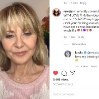 Lulu gives ReW STaRR her Blessings!