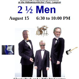 2 1/2 Men
