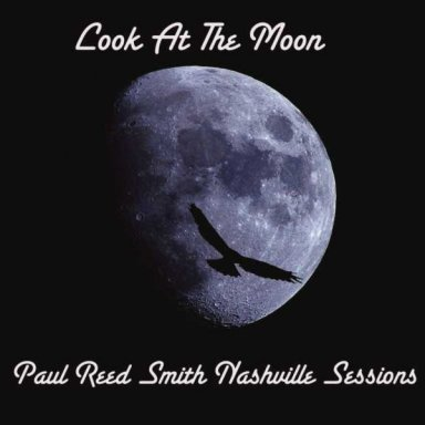 """Paul Reed Smith Autographed """"Look at the Moon"""" CD"""