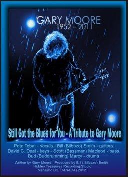 Still Got the Blues-Gary Moore Tribute (Bilbozo, Buddrumming, David Deal, Pete Tebar, Scott Macleod)