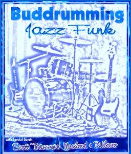 Buddrumming Jazz Funk