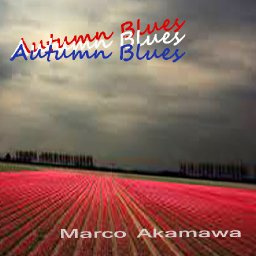 'Autumn Blues' © M. Akamawa