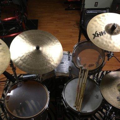 Drum sample reel number 1