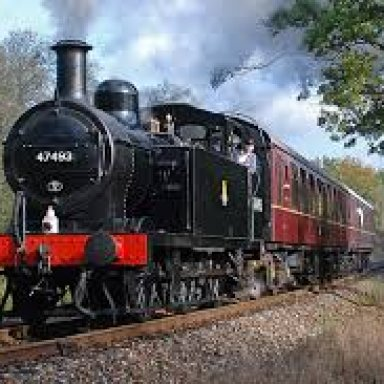Train Whistle Blowing ~ Kip Marchetti