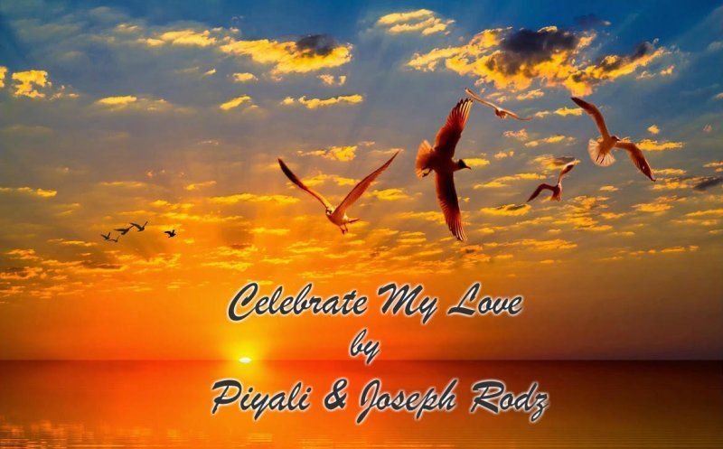Celebrate My Love (Birthday Song)