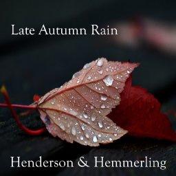 Late Autumn Rain