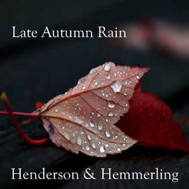 Late Autumn Rain