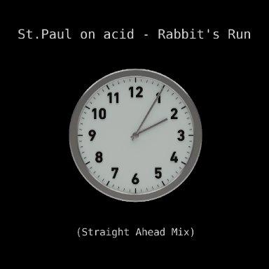 Rabbit's Run (Straight Ahead Mix)