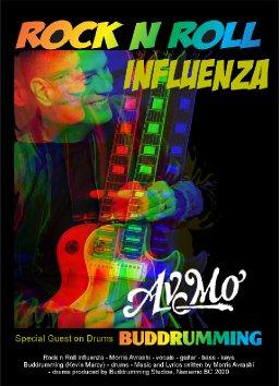 Rock N Roll Influenza - AVMO  - Buddrumming