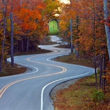 THE LONG AND WINDING ROAD