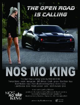The Open Road is Calling - NOS MO KING