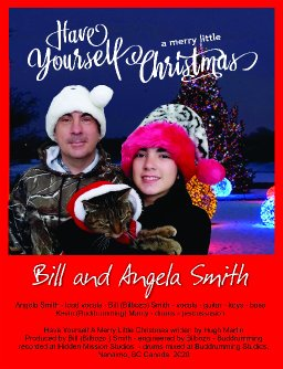 Have Yourself a Merry Little Christmas - Angela and Bill Smith Ft. Buddrumming