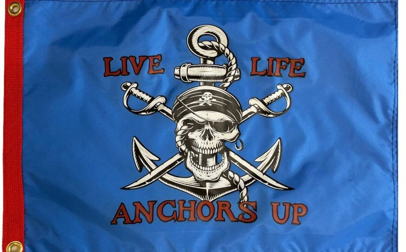 Anchors Up