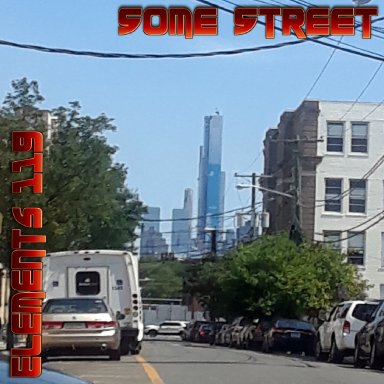 Some Street By Elements 119 Featuring BAMIL