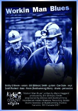 Workin Man Blues - Bilbozo - Buddrumming - Bobby G Moore - Dan Dube - Scott Macleod
