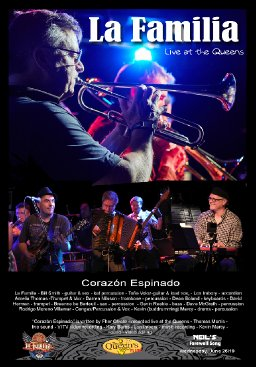 Corazón Espinado - La Familia - Live at the Queens