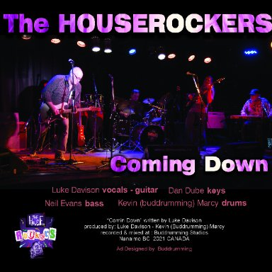 Coming Down - The Houserockers